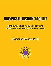 مجموعة أدوات التصميم العالمي: أفكار وموارد، وحلول وإرشادات موفرة للوقت من أجل الوصول إلى المنازل