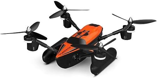 ELVVT 2,4G 6-achsen RC Luft Land Meer Modus Headless Modus Drohne EIN Schlüssel Zurück RC Quadcopter RTF Hubschrauber H  Halten Modus UAV Spielzeug Geburtstag Kinder Und Erwachsen