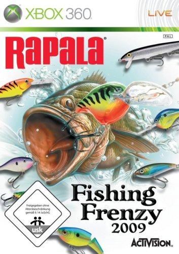 Rapala Fishing Frenzy 2009 [Edizione : Germania]