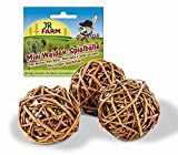 JR-Farm Mr.Woodfield–Bola de juguete para...
