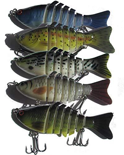 Bionic Bait Mimic Lures Fishing Lures Fishing baits Bass Trout...