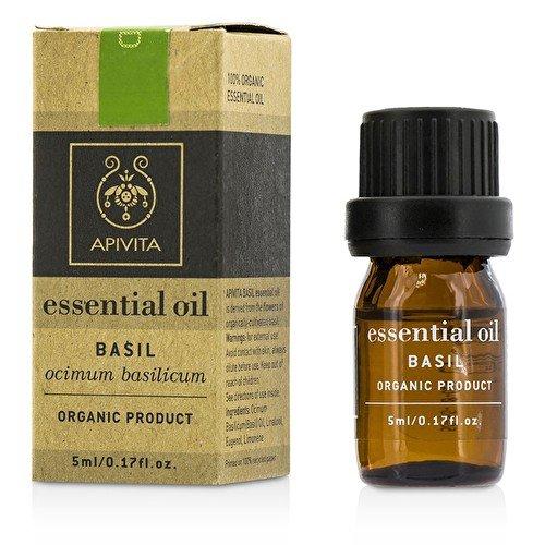 APIVITA ESSENTIAL OIL Basil 5ml