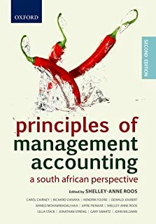 Principles of Management Accounting: A South African Perspective