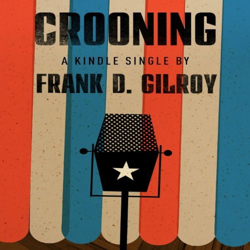 Crooning audiobook cover art