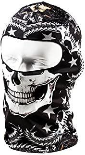 GANWAY Outdoor Sports Balaclavas Headwear Cycling Hat Motorcycle Mask 3D Animal Ski Masks Hood Skull Cap (BB27)