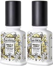 Poo-Pourri Before-You-Go Toilet Spray Bottle, 2 oz, Original Scent, 2 Count