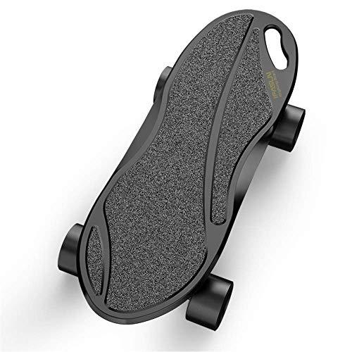 Mini Caster Board Einzel-Antrieb elektrisches Skateboard intelligente drahtlose Fernbedienung Sport Skateboard APP Steuerung Die Höchstgeschwindigkeit liegt bei 30 km / h und die maximale Belastung be