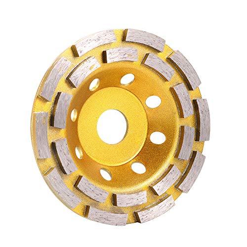 DFZ697 125mm Diamante VIO la lámina for Amoladora Angular Diamante Disco for Corte de cerámica de Porcelana Azulejos Diamante Disco de Corte (Color : 2pcs)