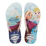 Havaianas Slim Princess Frozen White Rubber 37/38 EU