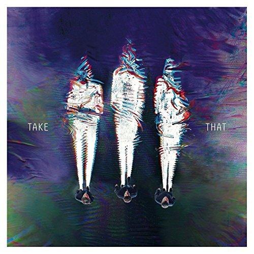 Take That III 2015 CD+DVD by Take That