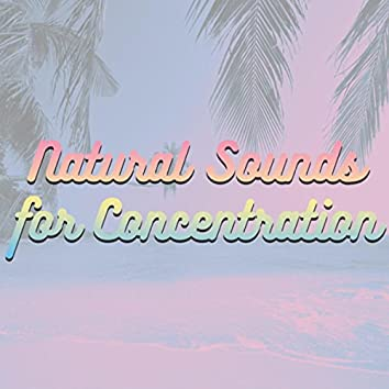 Natural Sounds for Concentration
