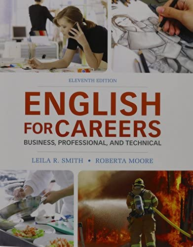 English for Careers Business Professional and Technical MyLab Writing Generic Valuepack Access product image