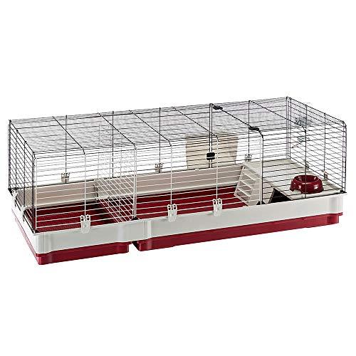 Ferplast 57072470 Ruhehäuschen für Kleintiere, Maße: 142 x 60 x 50 cm