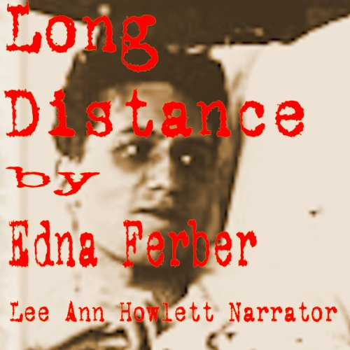 Long Distance audiobook cover art