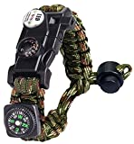10 Best Paracord Bracelet with Compasses