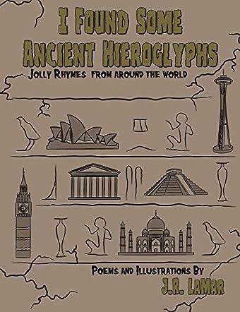 I Found Some Ancient Hieroglyphs