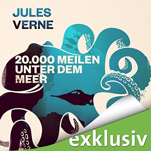 20.000 Meilen unter dem Meer audiobook cover art