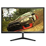 Thinlerain 24 Inch 1080p 2ms 165 Hz Gaming Monitor | 165 Hz Refresh Rate | 2ms Response Time | VESA | Display Port & 1 x HDMI & USB | PC Gaming Monitor