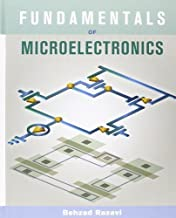 Fundamentals of Microelectronics 1st edition by Razavi, Behzad (2008) Hardcover