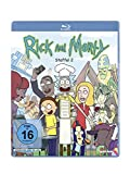 Rick and Morty - Staffel 2 [Blu-ray]
