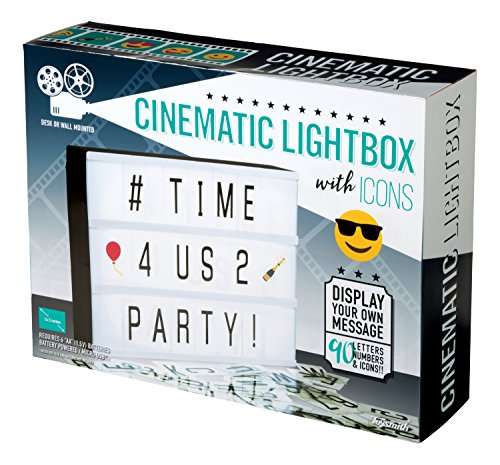 Toysmith 4072 - Caja de luz cinematográfica