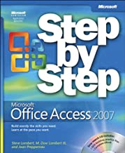 Best access 2007 step by step Reviews