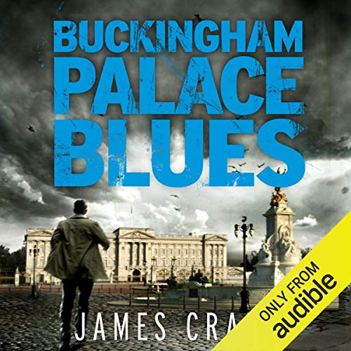 Buckingham Palace Blues audiobook cover art