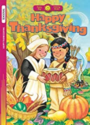 Happy Thanksgiving (Happy Day® Coloring Books: Seasonal)