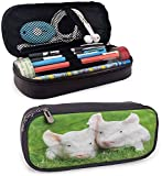 KLKLK trousse Cute Pencil case Pig Farm Animal Husbandry Barn Light Pencil case School Supplies