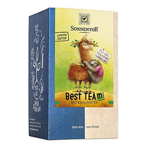Sonnentor Best TEAm Tee - 18 Beutel 32,4g