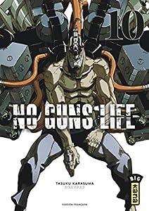 No Guns Life Edition simple Tome 10