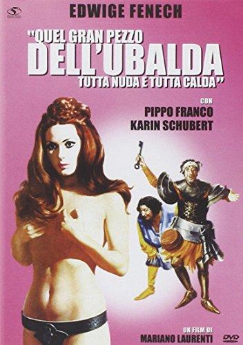 Quel Gran Pezzo Della Ubalda Tutta Nuda E Tutta Calda [Italian Edition]