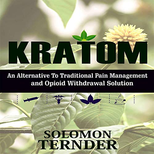 Kratom audiobook cover art