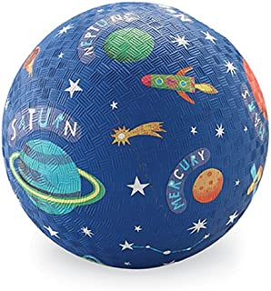 Crocodile Creek Solar System Playground Ball, Blue, 7