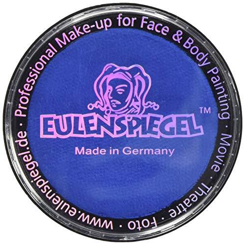Creative Eulenspiegel Aqua Maquillage Professionnel Bleu Ciel 20 ml/30 g