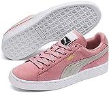 Puma Damen Suede Classic Wn's Sneaker, Pink (Bridal Rose-Gray Violet 91), 39 EU