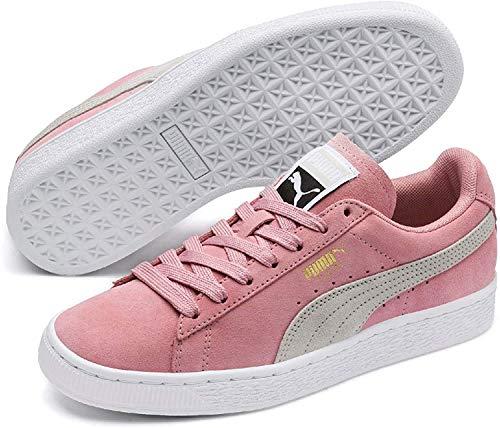 Puma Damen Suede Classic Wn's Sneaker, Pink (Bridal Rose-Gray Violet 91), 37 EU