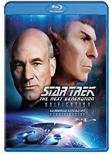 Top New Star Trek: The Next Generation – Unification [Blu-ray]