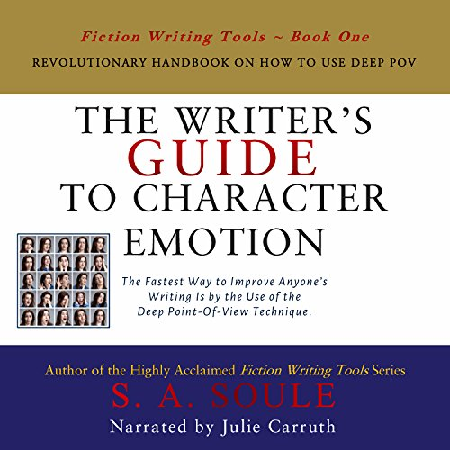 The Writer's Guide to Character Emotion cover art