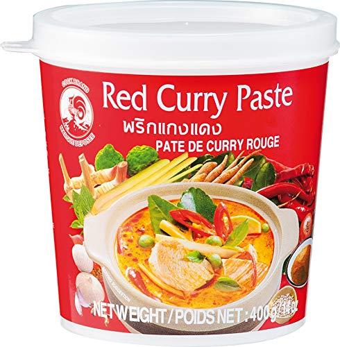 Cock Pasta Di Curry Rosso 1X400 Grammo - 9600 g