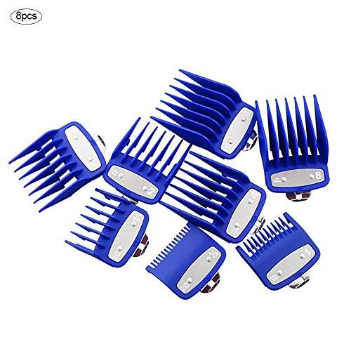 Chirsemey Lot de 8 tondeuses à cheveux étanches pour utilisation sèche et humide