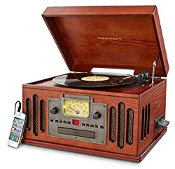 Crosley CR704C-PA Musician Turntable