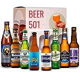 Pack cervezas sin alcohol BEER 501 : Mahou Tostada, Staropramen, Franciskaner, Estrella Galicia, ZETA IPA, Claustaner, Gastro IPA, Ambar I Ideas para regalar I Cervezas para degustación.