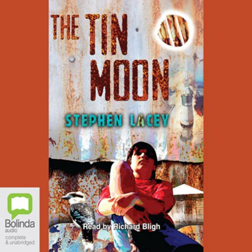 The Tin Moon audiobook cover art
