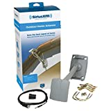 Sirius XM SXHA1 Universal Outdoor Home Antenna Mounts on a Mast Roof or Wall Consumer Electronics