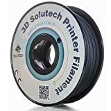 3D Solutech Carbon Fiber 3D Printer Filament ,1.75 mm/1.9 lb., Black - CarF1.75
