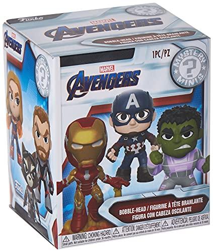 Funko- Mystery Mini Blind Box: Avengers Endgame: Styles Will Vary Marvel Figura da Collezione, Multicolore, 37200