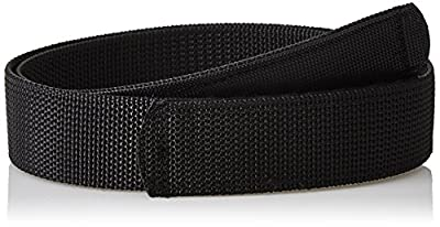 BLACKHAWK Inner Duty Black Belt with Hook and Look Closure - X-Large