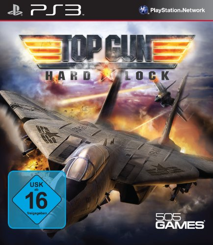 Top Gun - Hard Lock