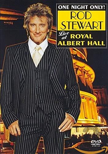 One Night Only - Rod Stewart Live [DVD]